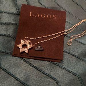 Authentic Lagos Chain with Pendant